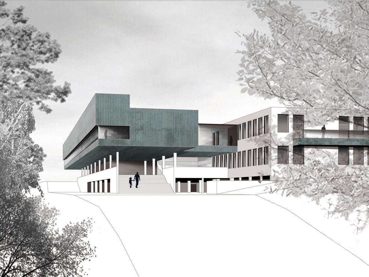 sanierung und erweiterung | akademisches gymnasium salzburg